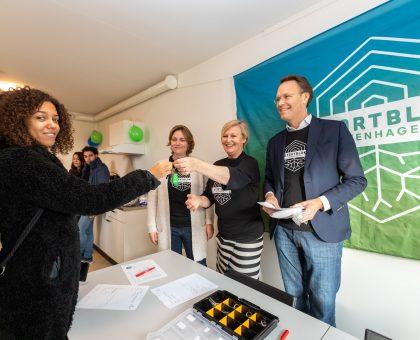 Eerste sleutels voor Startblok Elzenhagen