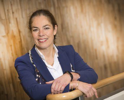 Karin Verdooren is vanaf 1 april 2021 de nieuwe bestuurder.